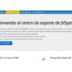Soporte JVSystem.