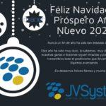 Os deseamos Feliz Navidad y Próspero Año Nuevo 2021