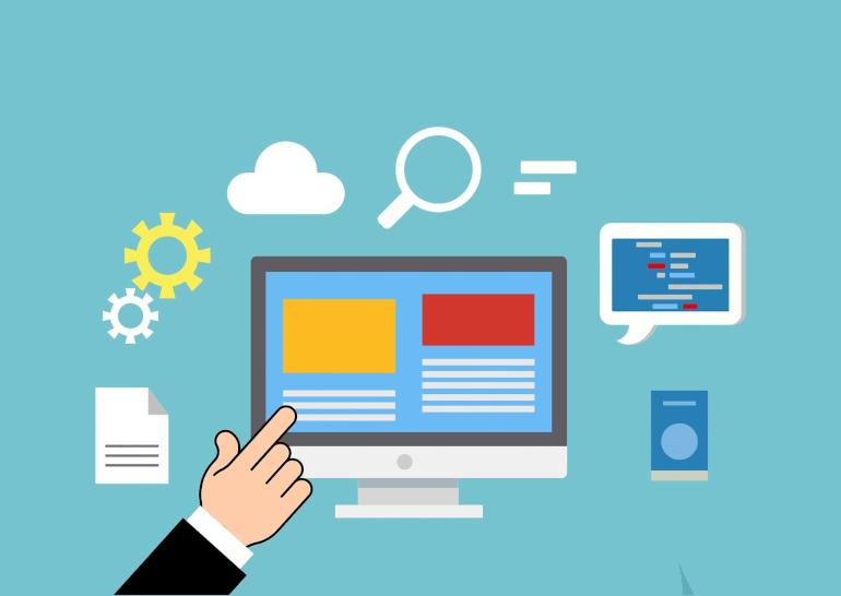 Desarrollo web en JVSystem